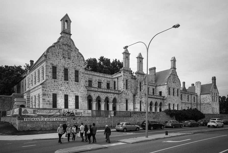 Fremantle Arts Centre exterior