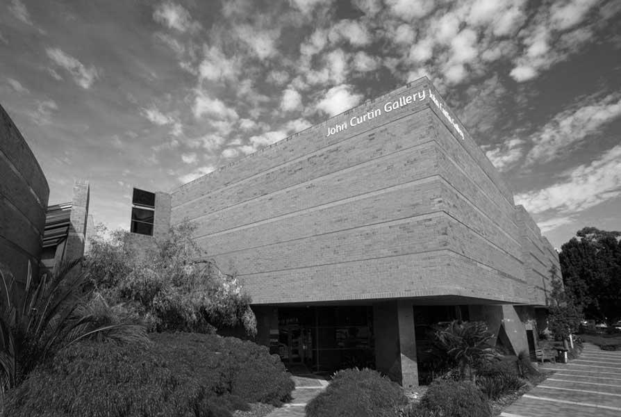 John Curtin Gallery exterior