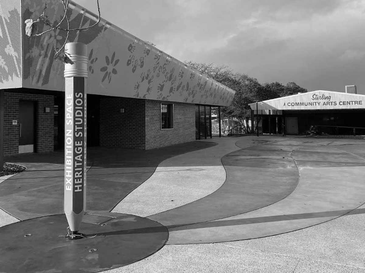 Stirling St Arts Centre