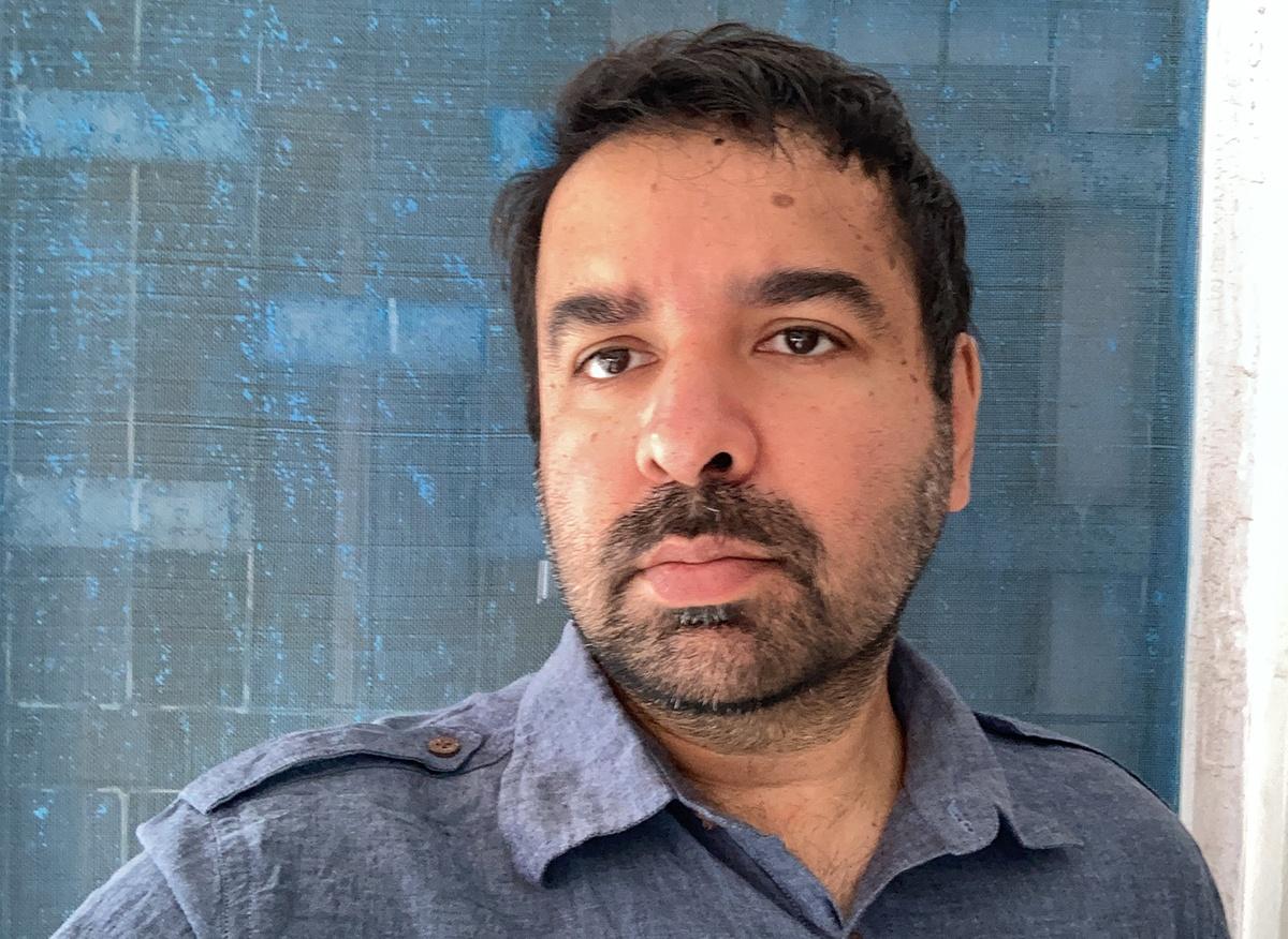 Ishan Khosla portrait photo
