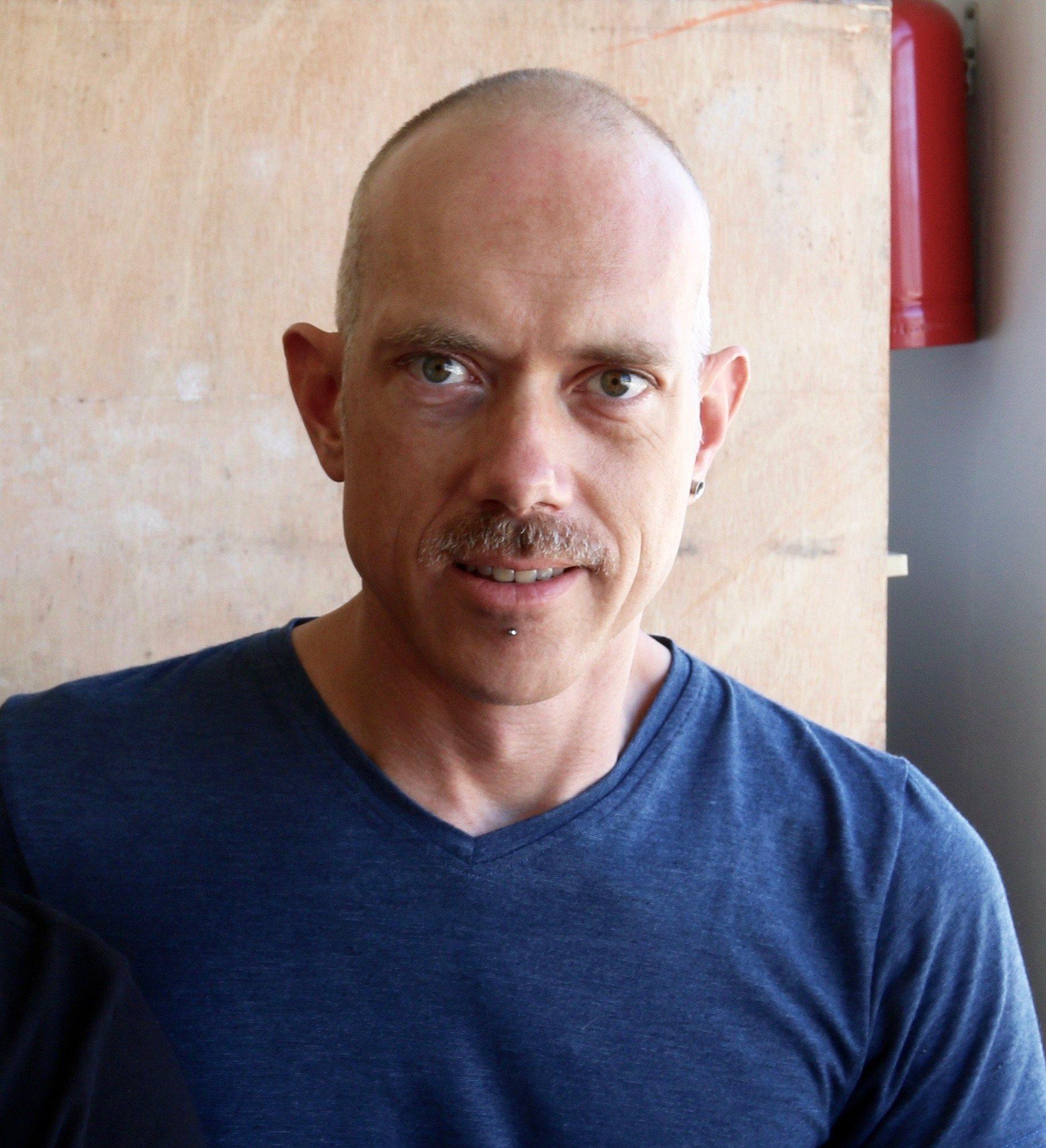 Pierre Fouche portrait photo