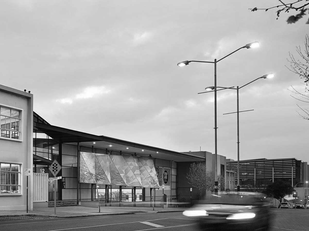 Gallery Central / North Metro TAFE