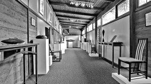 Peter Kovacsy Studio, Pemberton WA:Wood & Glass Artist Studio